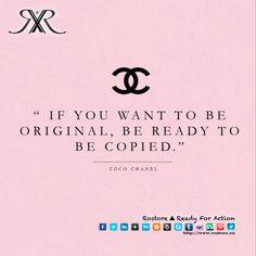Boa noite nossos lindos seguidores.. Desejamos uma boa noite de descanso e lembram-se: Se você quiser ser original, se prepara para ser imitado.. Não somos nós que dizemos, mas a Coco Chanel.. Um xi nos <3 http://www.rostore.eu/pt/