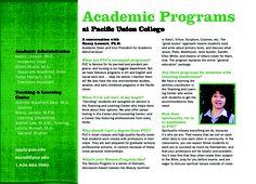Academic Programs 1 of 2