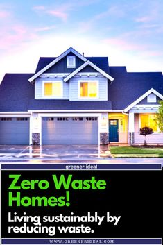 "There was a time when nobody knew what ""zero waste"" meant, but since Bea Johnson published Zero Waste Home, the phrase has become mainstream. But learn how to make a zero-waste home by Living sustainably while reducing waste. #zerowastehome #zerowaste #plasticfree #zerowasteliving #ecofriendly #sustainableliving #zerowastelifestyle #zerowastelife #sustainable #plasticfreeliving #sustainability #reuse #goingzerowaste #greenliving #recycle #reducewaste #vegan #zerowastetips #ecofriendly #home"