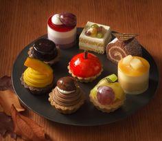 コージーコーナーやさしい味わいと彩りが魅力の秋季限定プチセレクション秋菓新発売