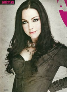 Amy Lee-Evanescence Dude she's so pretty Bring Me To Life, Amy Lee Evanescence, Musica Pop, Women Of Rock, Goth Beauty, Pure Beauty, Beautiful Celebrities, Goth Girls, Elizabeth Olsen