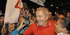 Alvo de pancadaria, Lula cresce no Datafolha