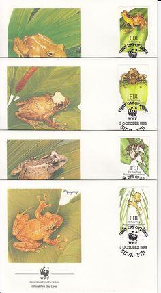 Sensible Frogs Frösche Amphibians Fauna Animals Solomon Islands Mnh Stamps Set Animal Kingdom