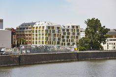 Main East Side Lofts,© Nikolas Koenig