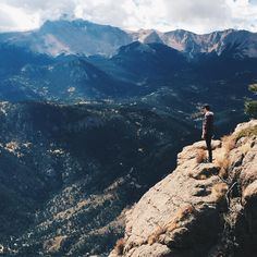 Where is your favorite spot to view Pikes Peak - America's Mountain? : @_giannawest