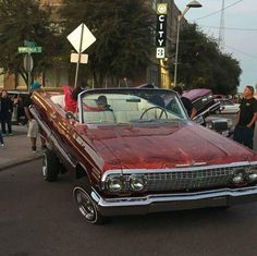 Car Bomb, Sand Toys, Pretty Cars, Low Low, Low Rider, Chevrolet Impala, San Antonio, Cars And Motorcycles, Old School