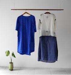 Ekaco # summer tunics # blue look