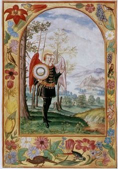 The Tarot-like illustrations to the Splendor Solis, a 16th-century alchemical manuscript, have fascinated me for years