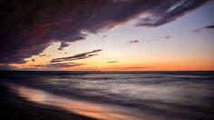 Sunset Zingst - OLYMPUS DIGITAL CAMERA