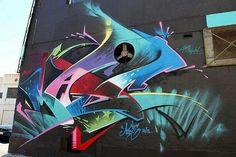 Madc Graffiti Images, Graffiti Piece, Best Graffiti, Graffiti Artwork, Graffiti Alphabet, Graffiti Styles, Graffiti Lettering, Graffiti Wall, Unusual Art