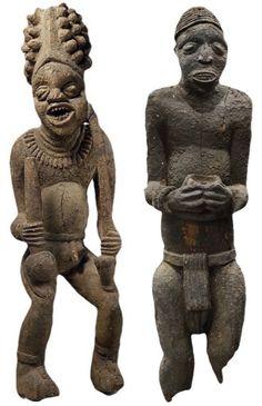 Cameroon | Bangwa | Lefem (Royal Ancestor Figure)