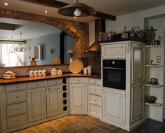 Kitchen a la Provence