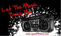 Let the music drive you!