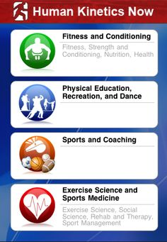 Stay current on the latest trends in the sport and exercise sciences, sports, physical education, and fitness from Human Kinetics, the world's information leader in physical activity. HK Now is the place for news and excerpts from leading experts who will help you apply it in your daily life or work. http://bit.ly/yBbYFS