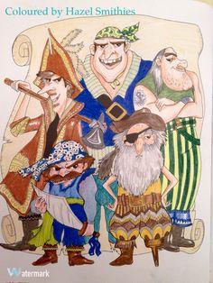 From Peter Pan - Fabiana Attanasio in Prismacolor Premier Pencils