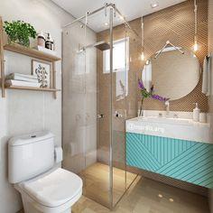 Bathroom ideas small bathtub mirror 60 ideas for 2019 Interior Exterior, Home Interior, Bathroom Interior, Toilet And Bathroom Design, Modern Bathroom Design, Small Bathtub, Small Bathroom, Bathroom Ideas, Room Tiles Design