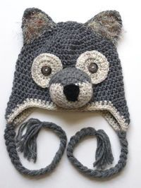 Crochet Hat. I will have this for whenever I have a little boy! So cute!!!