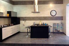 Suelos y paredes faus aptos para cocinas creando espacios únicos y agradables
