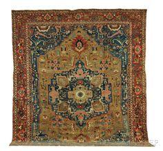 Serapi Carpet | Sale Number 2653B, Lot Number 113 | Skinner Auctioneers