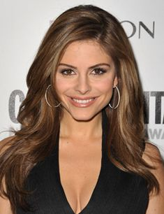 Maria Menounos has the best hair