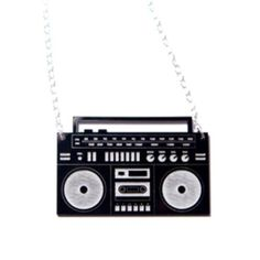 Custom Vintage Inspired Music Lover Necklace by plastique | Hatch.co