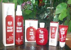 Tiroler Nussöl - Sonnenschutz von hoher Qualität. Hier stelle ich drei Produkte der Marke Tiroler Nussöl vor. Sonnenmilch original mit LSF 10, UVA+B Schutz: Milchiger Sonnenschutz mit intensiven Du...