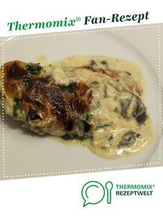 Bärlauch-Sahne-Hähnchen von Schirmle. Ein Thermomix ® Rezept aus der Kategorie Hauptgerichte mit Fleisch auf www.rezeptwelt.de, der Thermomix ® Community.