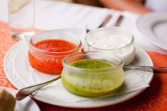 This mojo verde recipe is usually served with Papas Arrugadas. The aromatic sauce is one of our firm favourites - and so so easy to prepare! It is a real...