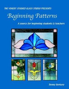 Free Mosaic Patterns for Beginners   Beginning Patterns Stained Glass Pattern Book