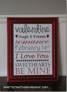 Super cute and in time for Valentine's Day. Amazed at all the cuteness!!
