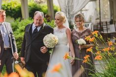 Destination Love: Classic Southern Garden Wedding at CJ's off the Square