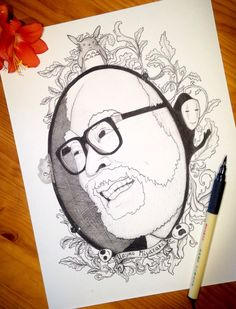 Hayao Miyazaki. Ghibli Studio. de claraballego en Etsy https://www.etsy.com/es/listing/276993750/hayao-miyazaki-ghibli-studio