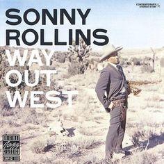 Sonny Rollins - Way Out West Vinyl LP