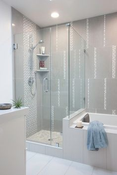 Consider this significant picture as well as look into the here and now suggestions on Bathroom Tub Remodel Master Bathroom Shower, Upstairs Bathrooms, Shower Tub, Bathroom Design Small, Bathroom Interior Design, Modern Bathroom, Shower Remodel, Tub Remodel, Dream House Interior