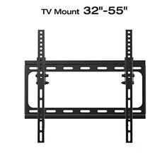 """#Features 1.Universal fit for 32""""-55"""" televisions with back #hole pattern up to 400x400mm 2.Magnetic bubble level : Perfect position guaranteed by the magnetic bu..."""