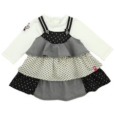 Jean Bourget TIny Girl dress (Edition Limitée)