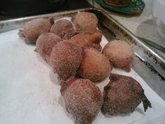 Portuguese Doughnuts-Filhos :aka malasadas