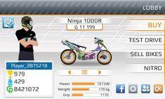 Drag Racing Games, Game Motor, Bikes Games, Drag Bike, Driving Test, Game Gratis, Sports, Android, Motorbikes
