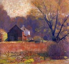 """Frog Hollow"", by Daniel Garber"