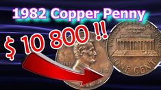 A second example of the long rumored 1982 D copper small date penny has now been dis covered. This after the first copy o f this rare coin was found only in . Valuable Pennies, Rare Pennies, Valuable Coins, Old Coins Value, Rare Coins Worth Money, Canadian Coins, Copper Penny, Coin Worth, Error Coins