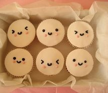 Inspiring picture cupcakes, cute, fondant, food, kawaii, novelty cupcakes. Resolution: 500x374 px. Find the picture to your taste!
