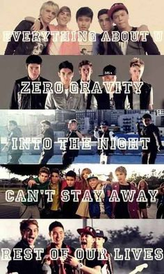 IM5 songs. They're all my favorite, except for the parts in can't stay away with Bella Thorne