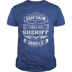 SHERIFF CAN HANDEL IT TSHIRT