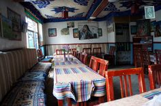 Chinese vs. Tibetan Architecture (6)