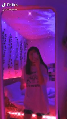 Neon Bedroom, Indie Bedroom, Indie Room Decor, Cute Room Decor, Aesthetic Room Decor, Room Ideas Bedroom, Neon Aesthetic, Bedroom Inspo, Cute Room Ideas