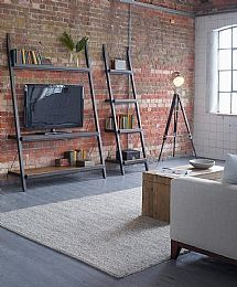 Baxter Industrial TV Shelving Unit from Lombok