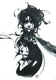 Death (Morte)/Sandman (Sonho)
