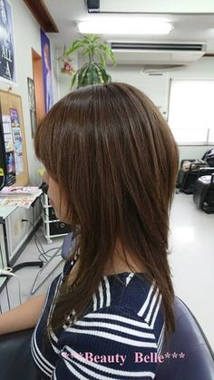 Short Haircut, Short Hairstyle, Short Bob Hairstyles, Long Hair Cuts, Long Hair Styles, Corte Y Color, Curtain Bangs, Hair Dye, Rock Style