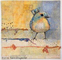 Nancy Cook - Fiber Art, Mixed Media and Art Quilts | Art Quilts ... : mixed media quilts - Adamdwight.com