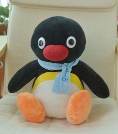 "New 10"" Penguin Pingu Stuffed Plush Soft Toy Cute 26cm Animal Doll TV Character #PenguinPingu"